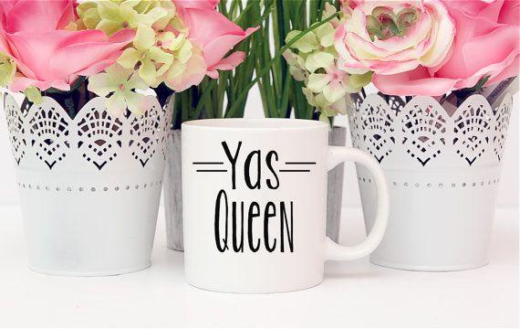 Yas Queen/Coffee Mug