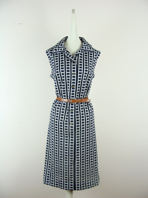 Vintage Shirt Dress 70s Sleeveless Shift Dress Collared Etsy Vintage Shirt Dress 70s Dress Sleeveless Shift Dress [ 3000 x 2250 Pixel ]