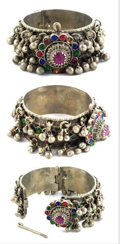 Bedouin Kuchi bracelet