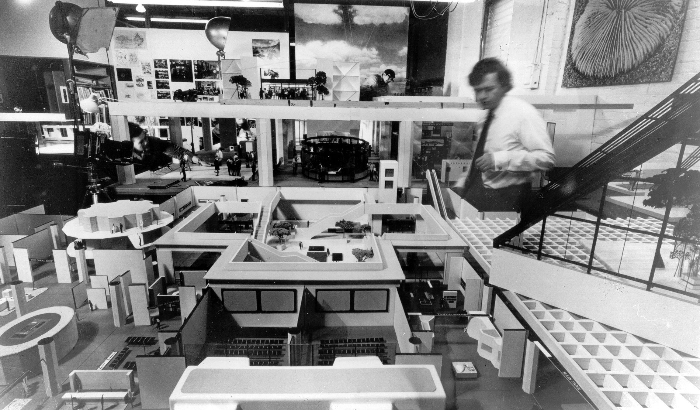 Marvelous Australian Architect Darrel Conybeare Joined The Eames Office In Venice,  California, In 1967,
