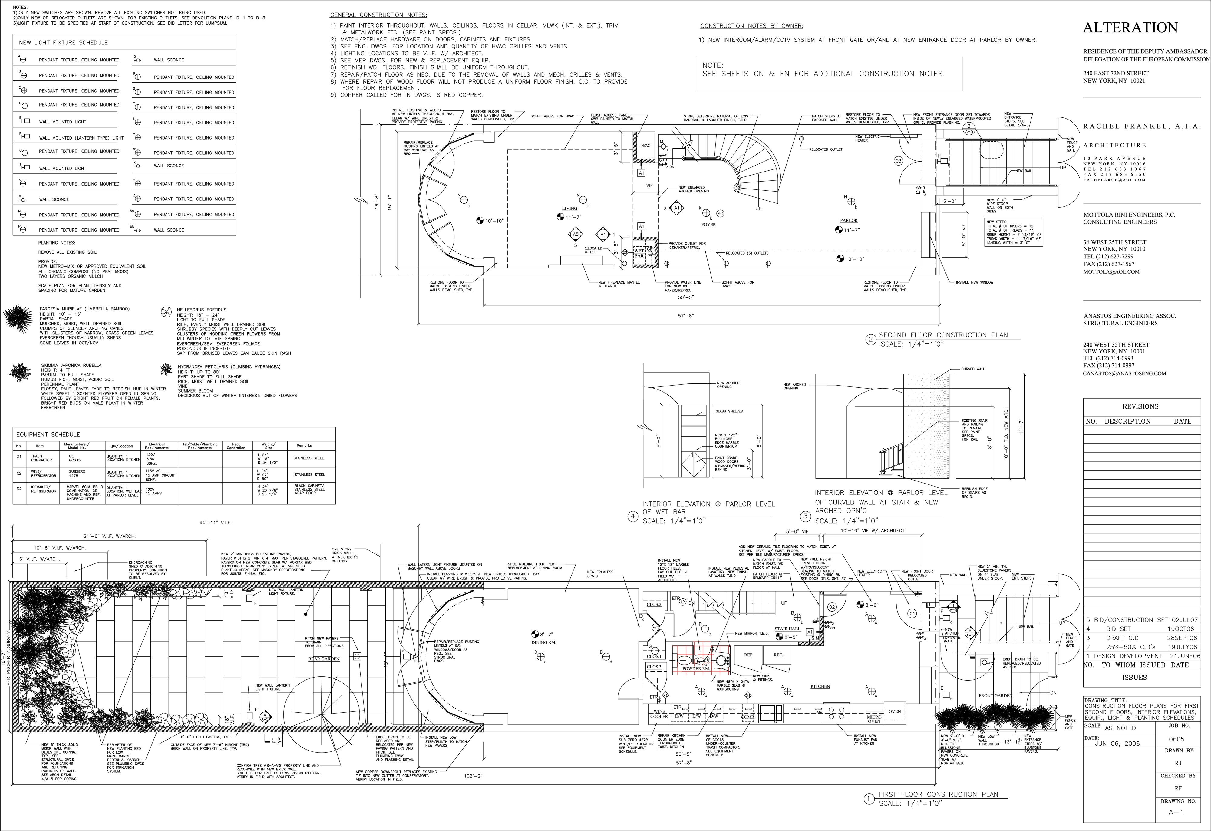 Demolition Plan Template Gambar