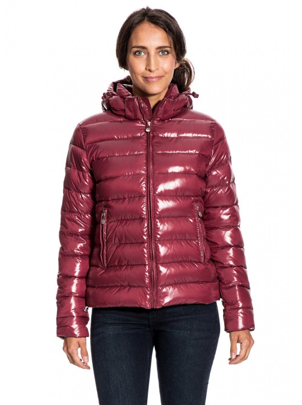 e2feee7a05e doudoune courte WOMEN PIVOINE Spoutnic Jacket Women - PYRENEX ...