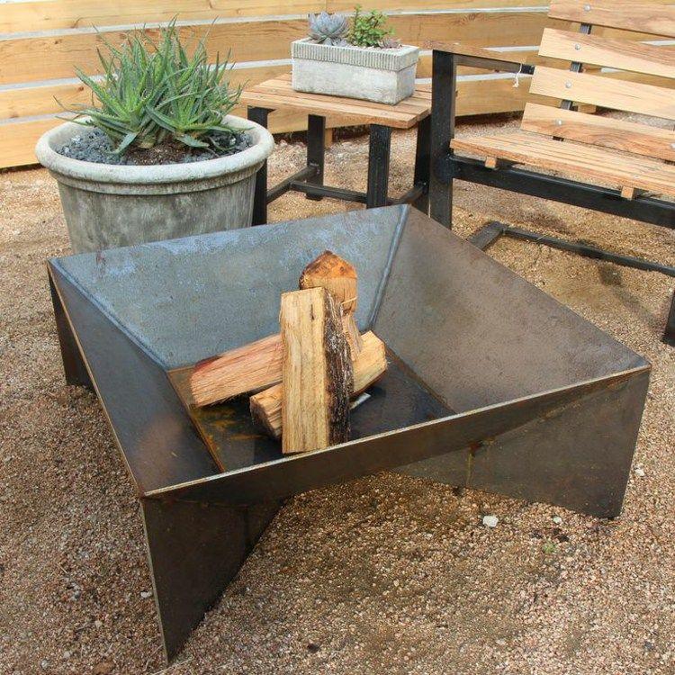 Feuergarten Fur Gemutliche Und Warme Raume Neu Beste Outdoor Feuerstelle Feuerstelle Garten Hintergarten