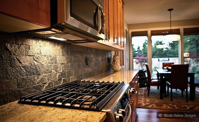 103 Slate Backsplash Ideas Rustic Look 1 Trend Slate Tile