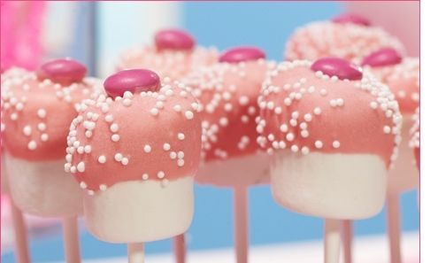 Marshmallow pops are easy to make when you're in a time-crunch before… | Spark | eHow.com