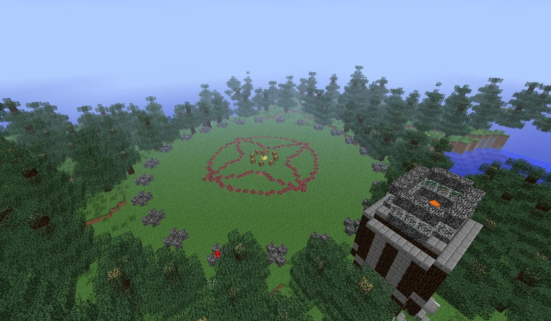 Hunger Games Cornicopia Hunger Games Hunger Games Minecraft Minecraft Designs
