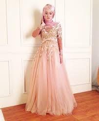 5 Model Gamis Brokat Dian Pelangi Trend Baju Muslim Modern Gamis