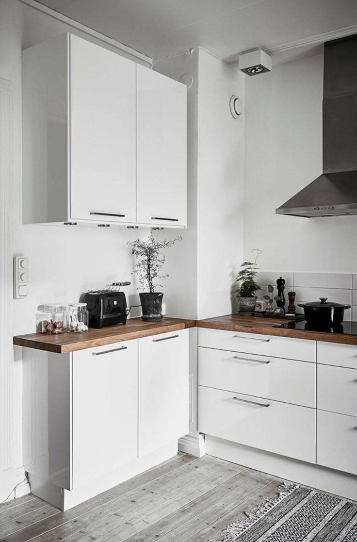 Galley Kitchen Design (Small, Unique, Modern Galley Kitchen Ideas)