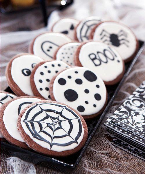 70 Super-Cute Halloween Desserts and Treats   Día de los muertos ...