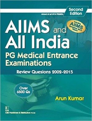 AIIMS PG entrance preparation books - Find best books for