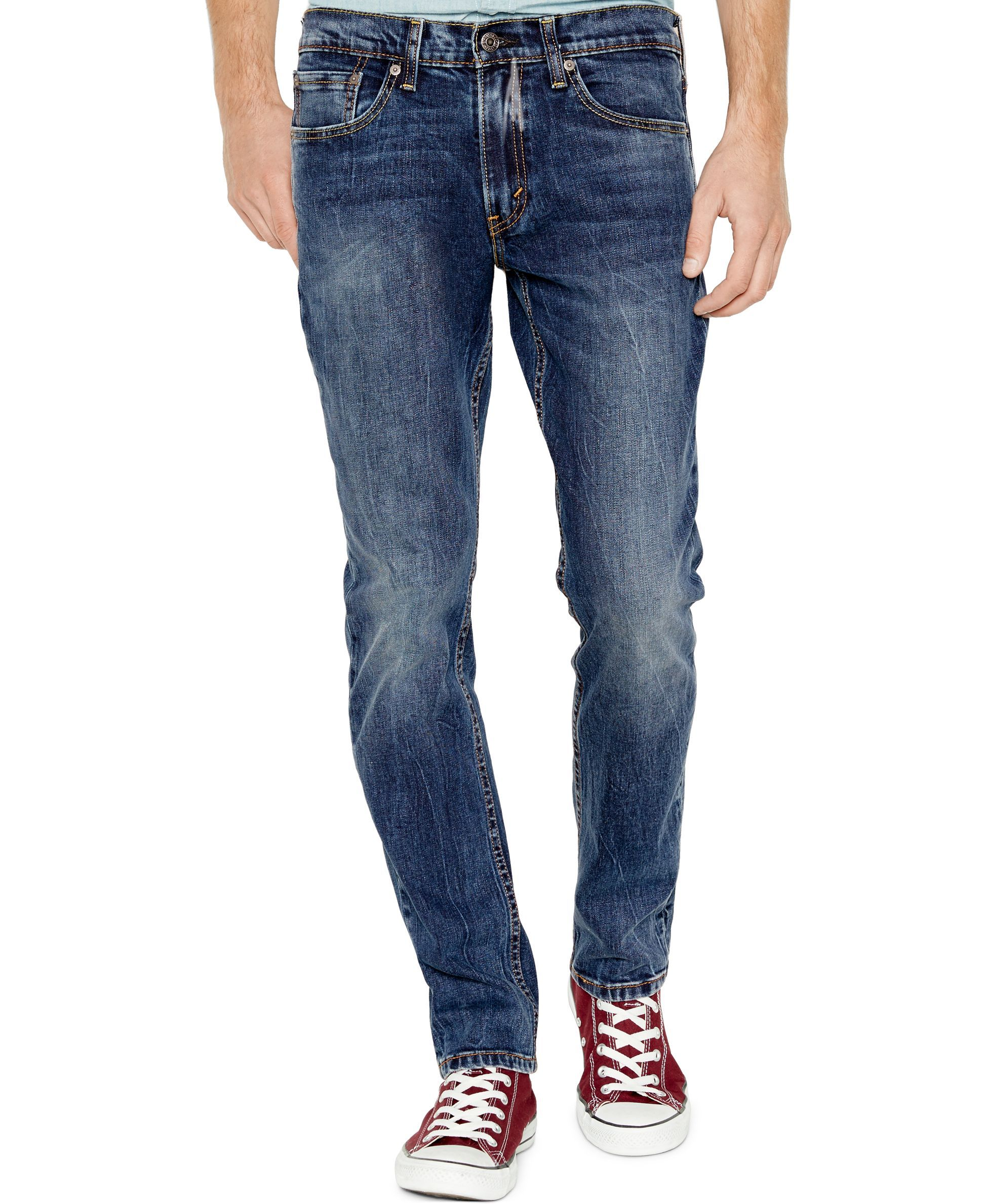 Levis 511 slimfit black stone jeans jeans men macy