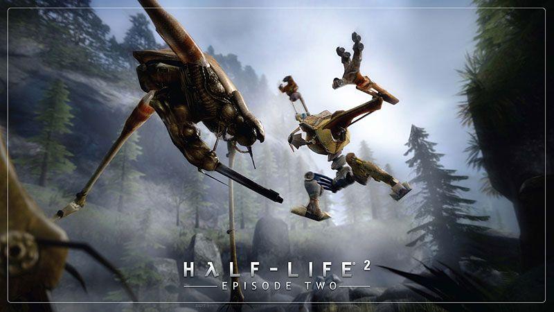 Half Life 2 Episode Two Half Life Background Images Good Horror Games