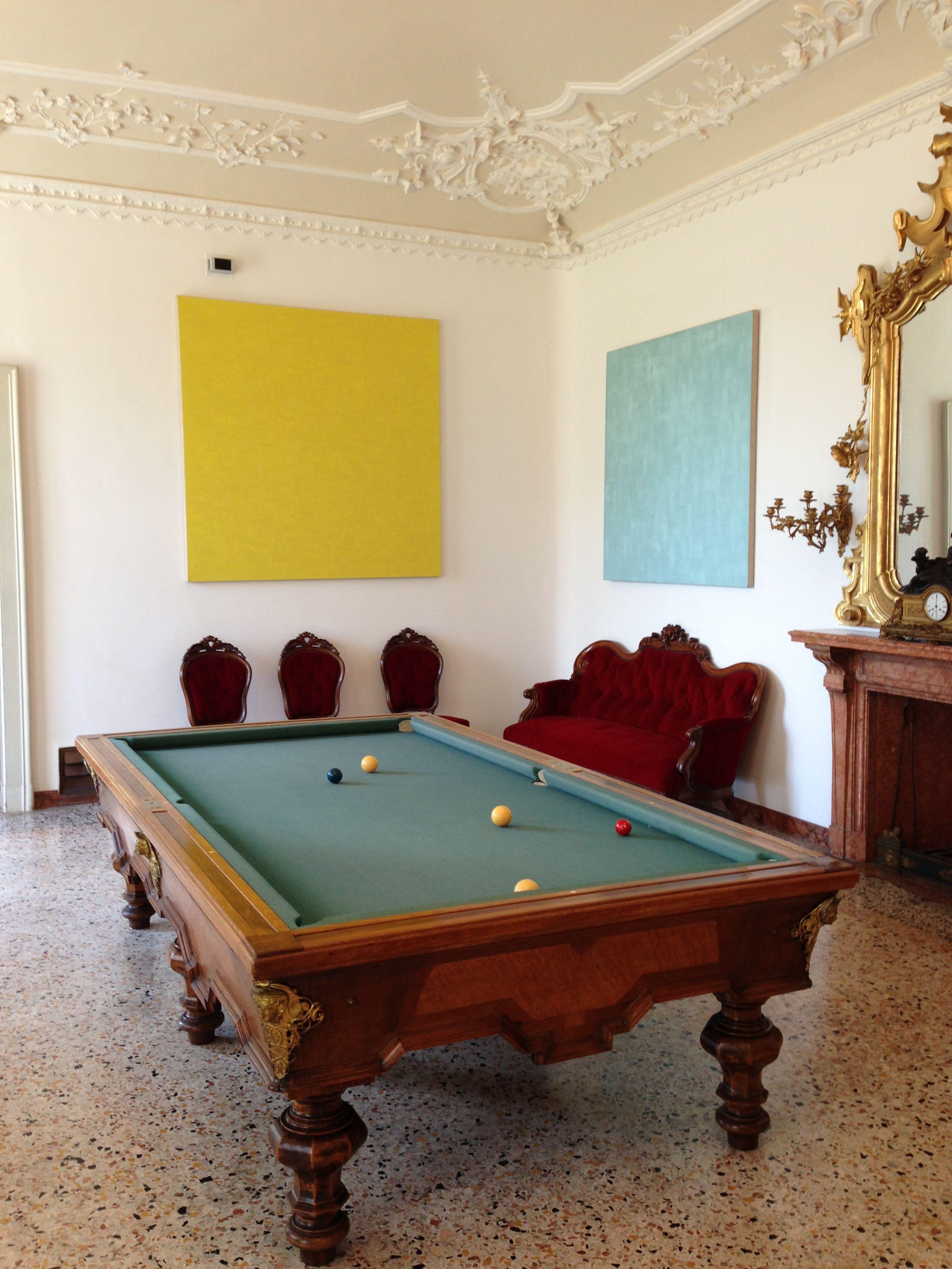 Monocromes at Villa Panza Collection