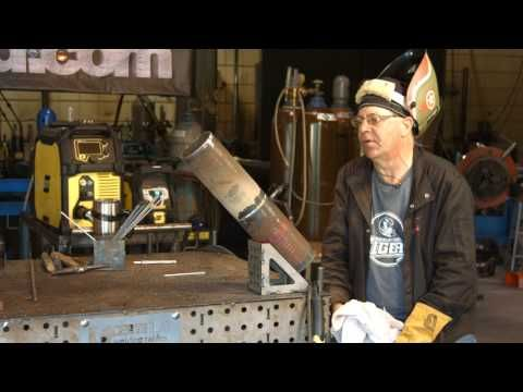 Tig Welding Pipe 6g Certification Test Techniques - YouTube ...