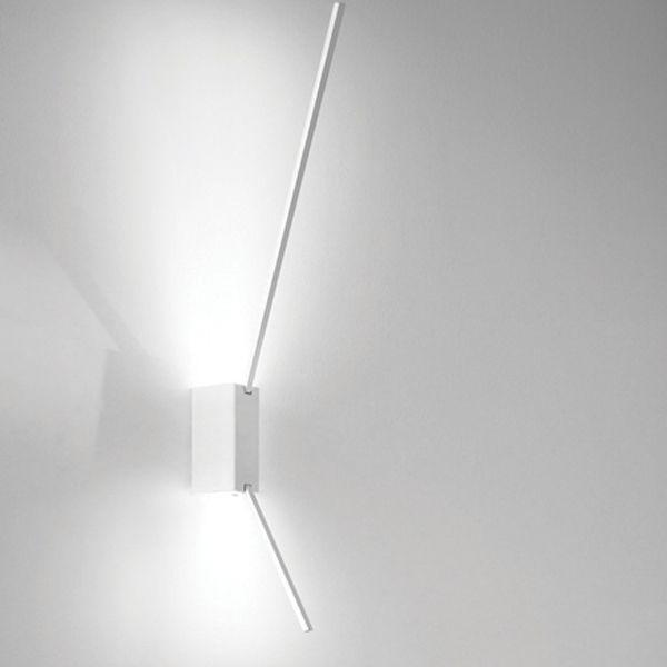 Etonnant Spillo 2 Modern Wall Sconce