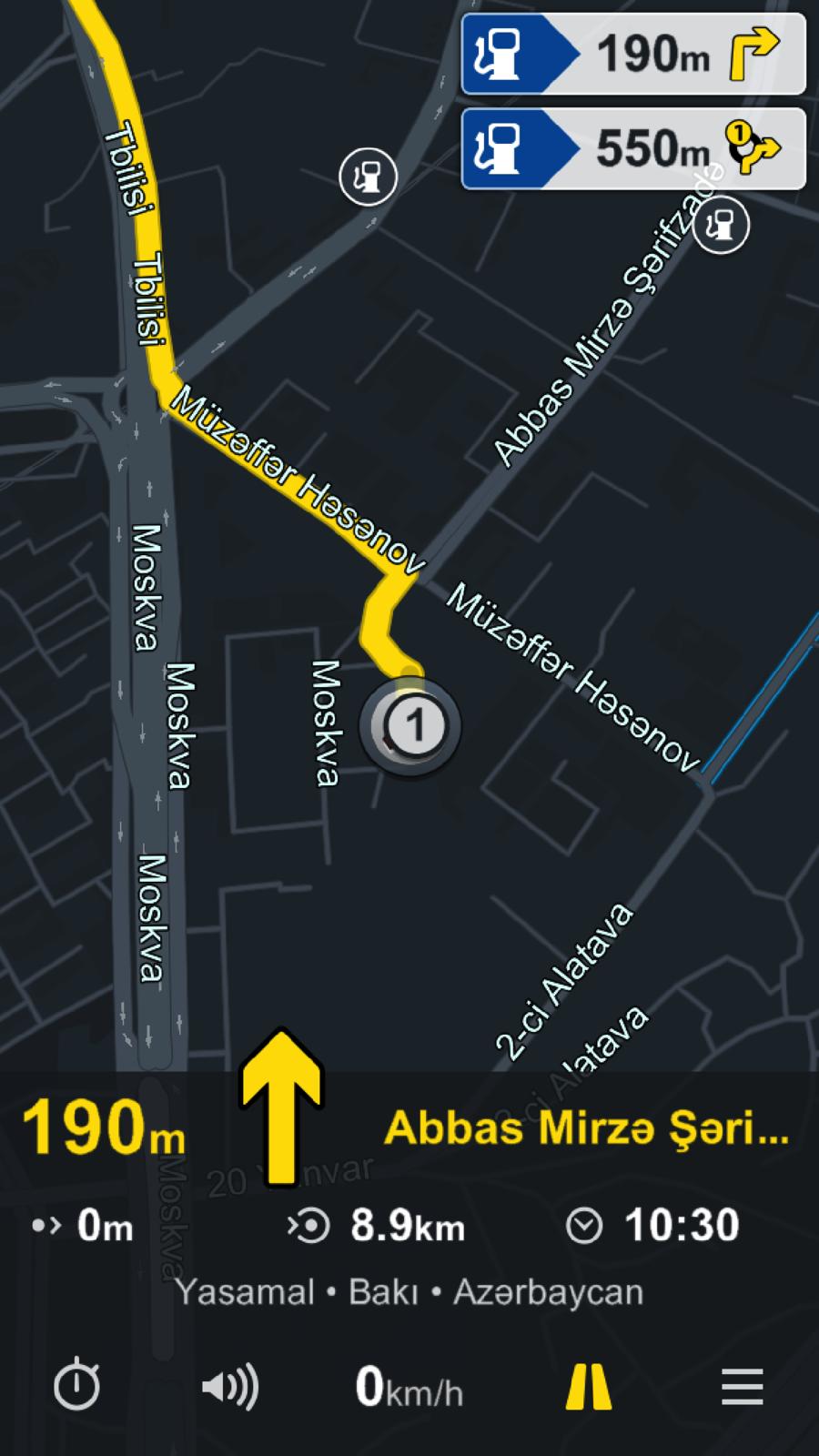 AzNav Offline GPS Navigation #Management#Data#Center
