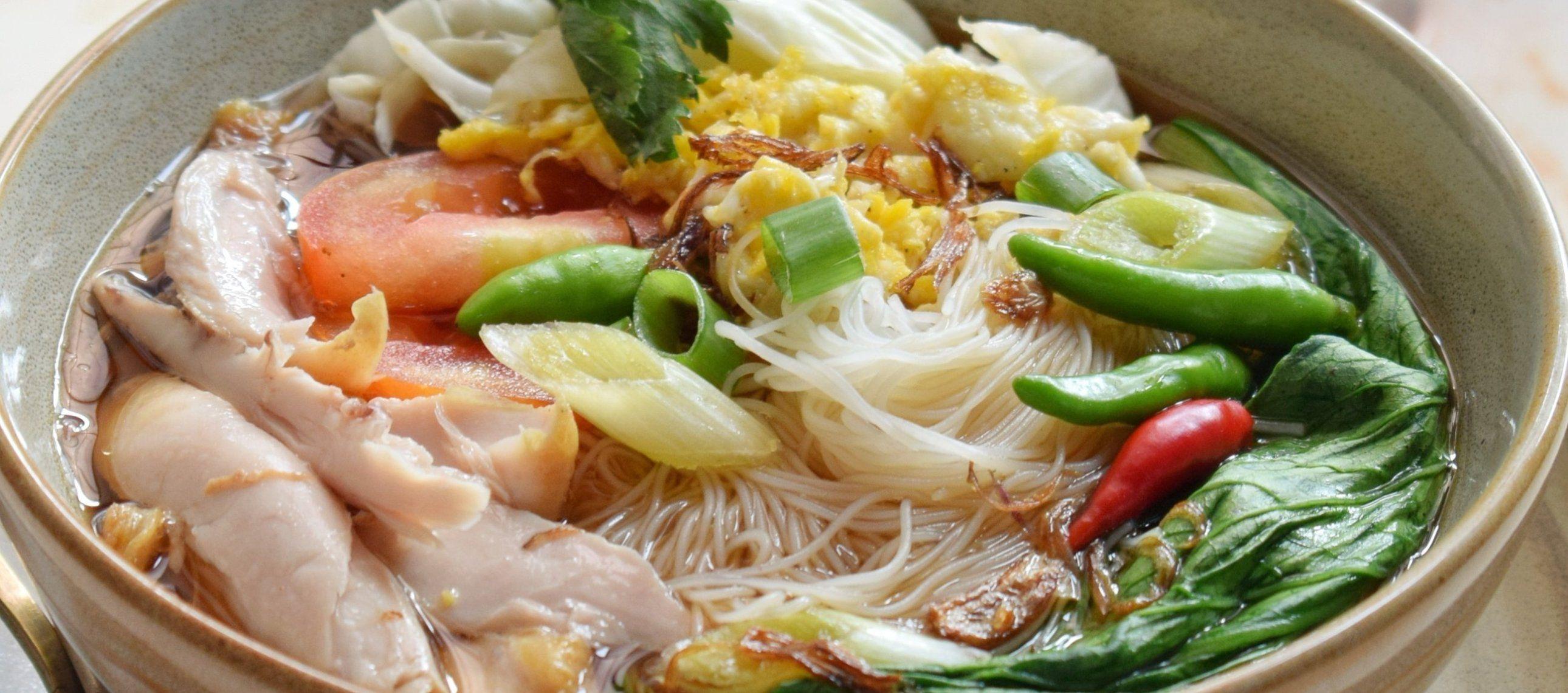 Bihun Kuah Gurih Sedap Praktis Cepat Sekejap Resep Resepkoki Resep Makan Malam Resep Makanan Resep Masakan