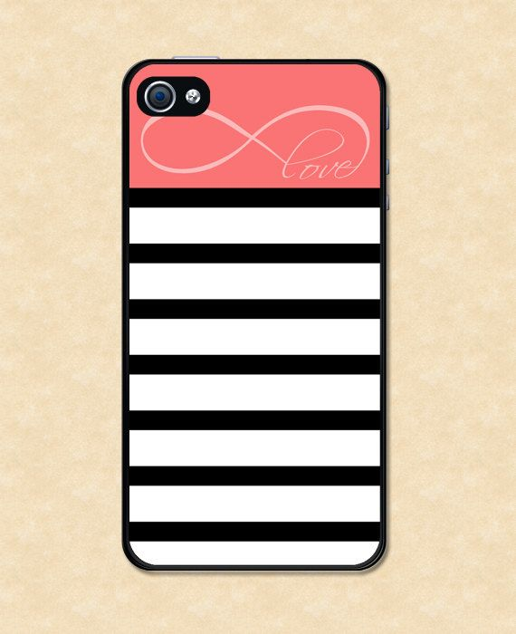 Love This Iphone Case With The Love Infinity Symbol On It Cute