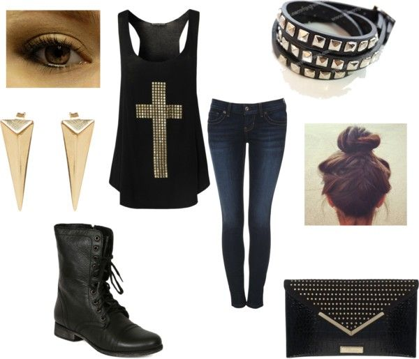 U0026quot;cute fashion punku0026quot; by devinkay-1 on Polyvore | My Style ...