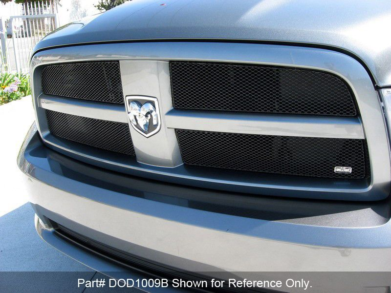 201315 Ram 1500 Mesh Grille MXSeries by GrillCraft Ram