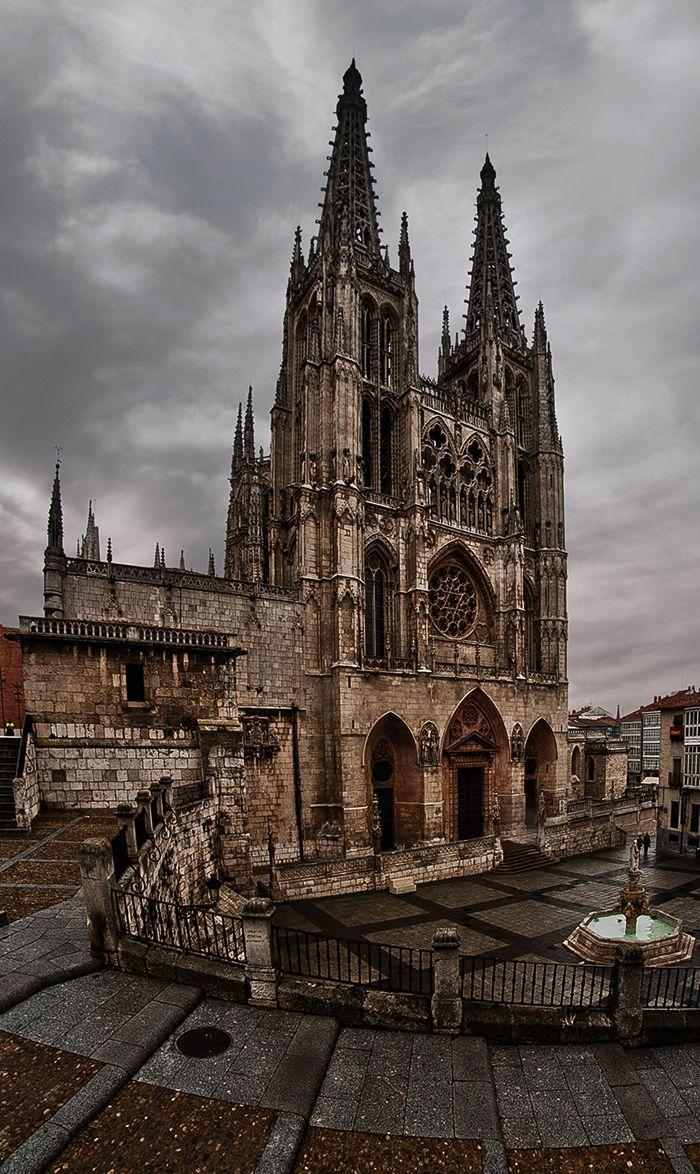 Catedral de Burgos: una obra maestra de la arquite