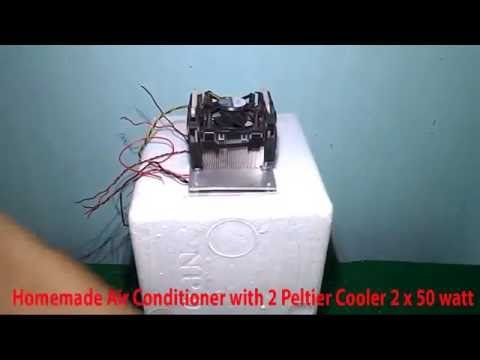 Peltier Thermoelectric Cooler How It Works