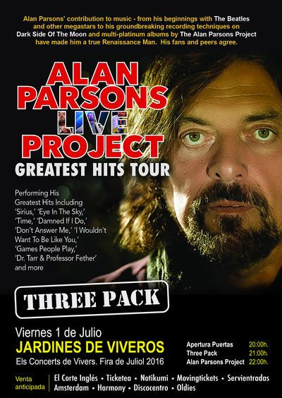 This Nite I Came Back To Sirius Alan Parsons The Best