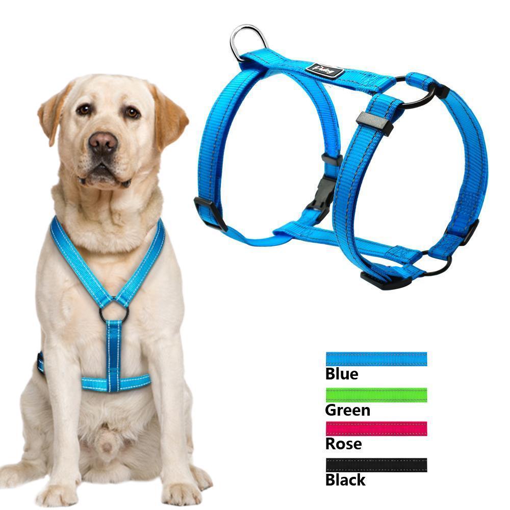 Reflective Adjustable H Type Dog Harness Dog Harness Dog Belt