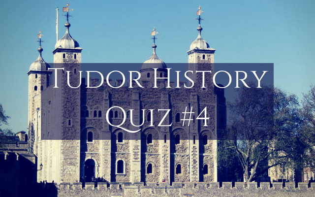 Photo of Tudor History Quiz #4