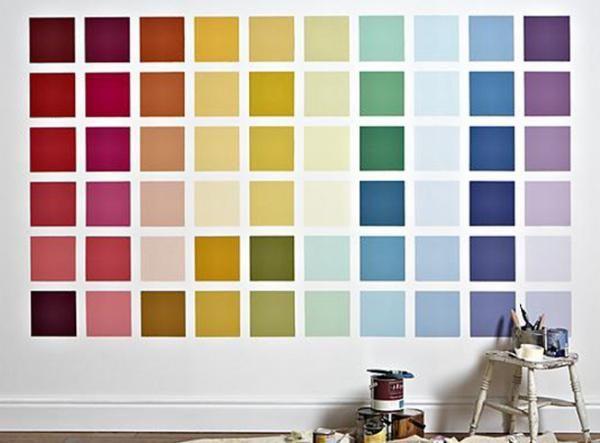 Colori Per Pitturare Le Pareti.Come Pitturare Una Parete Il Colore E Importante Senza
