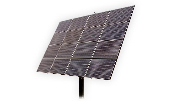 Dual Axis Tracking Mount 2 0kw 8 Panels Per System 3 0kw 12 Panels Per System 4 0kw 16 Solar Solar Panels Roof Solar Panel