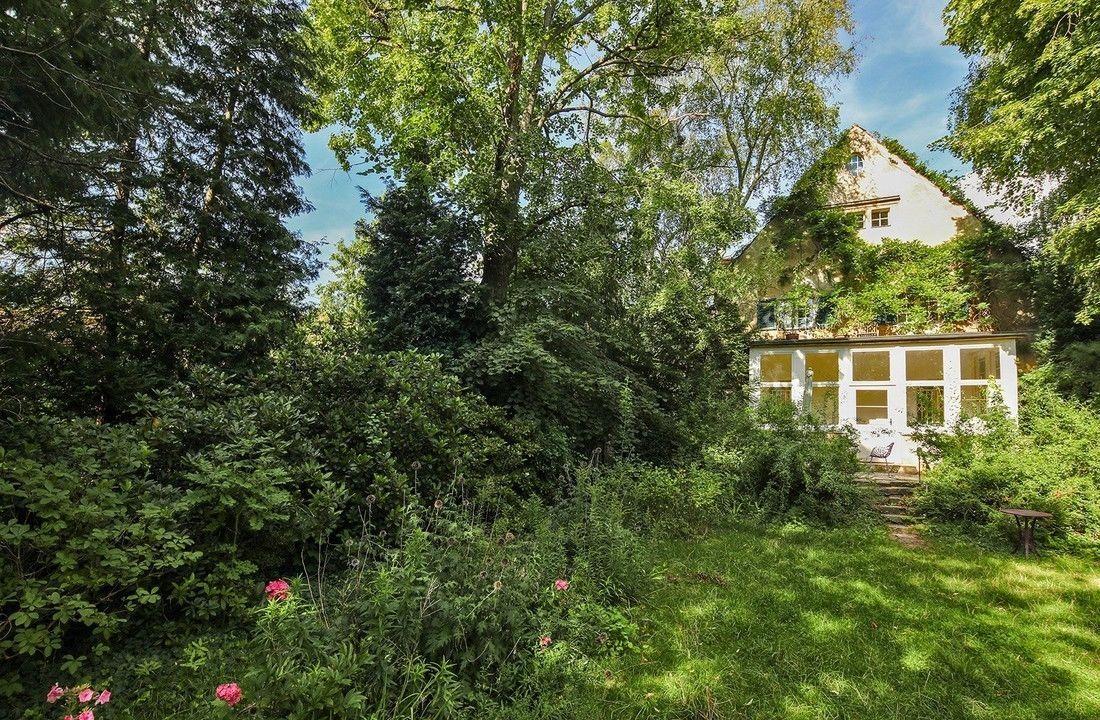 Charmantes Familienanwesen In Dahlem Jugendstil Einfamilienhaus Haus