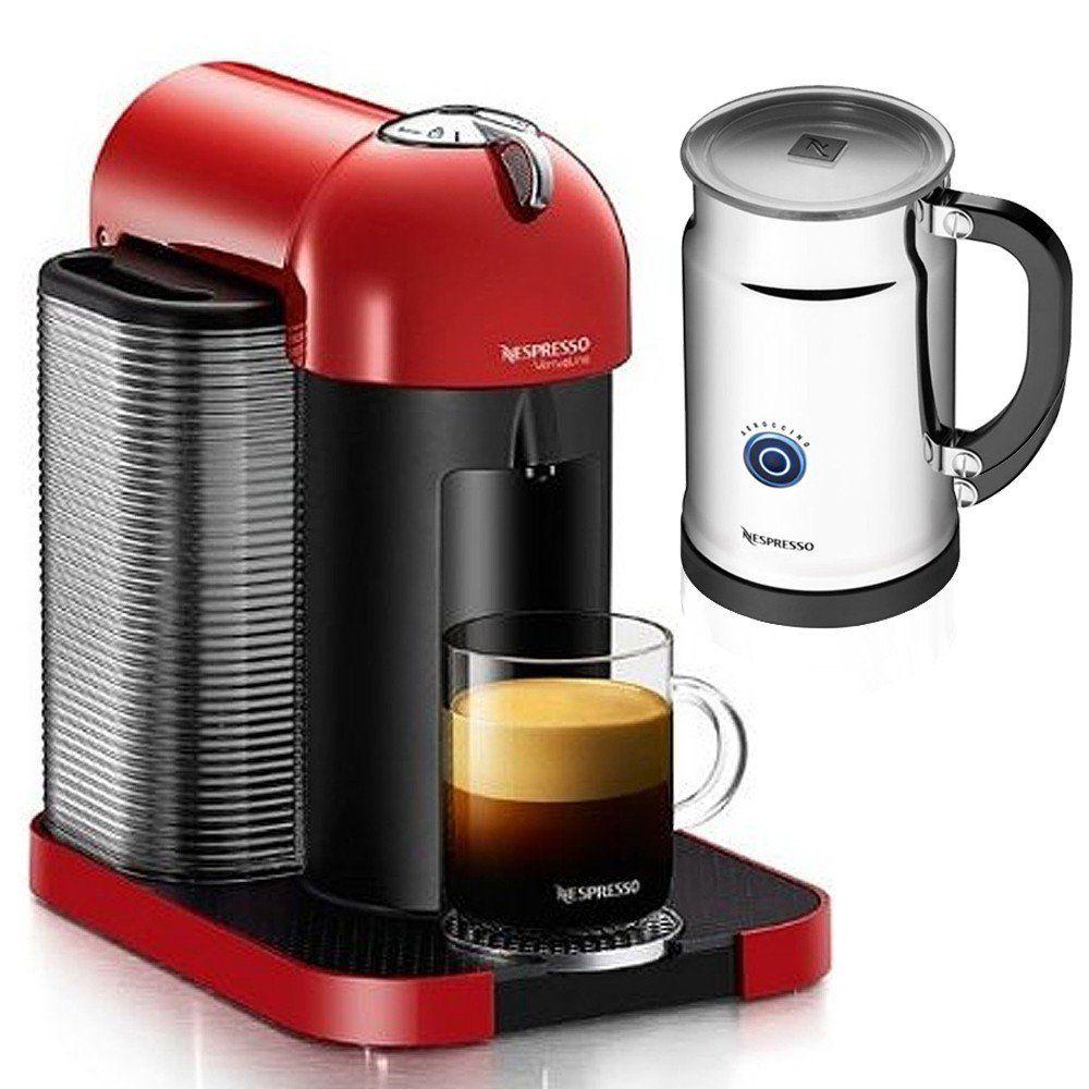 Nespresso VertuoLine Coffee and Espresso Machine with