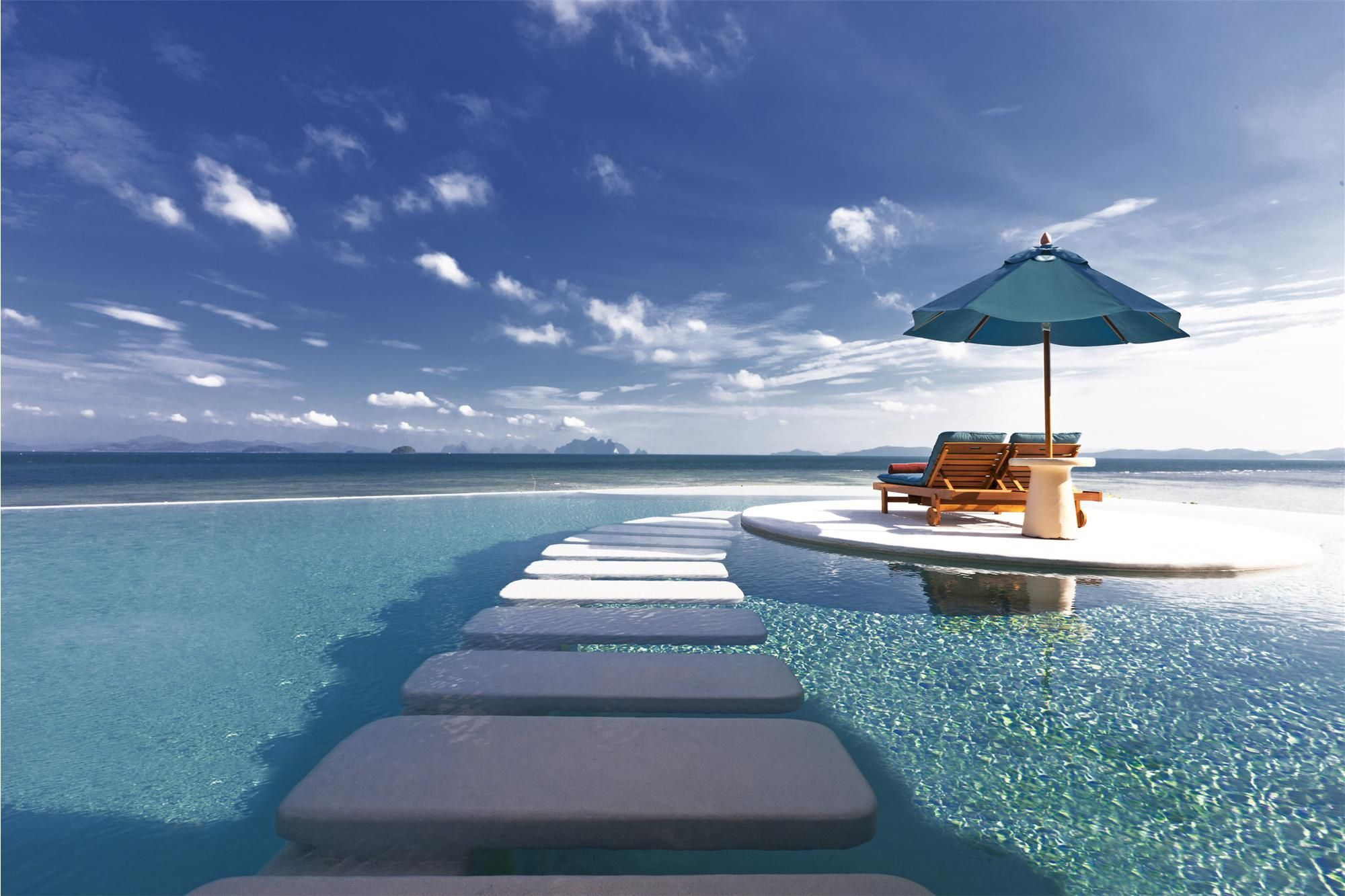 7 Luxurious Honeymoon Destinations Hotels: Naka Island, A Luxury Collection Resort And Spa In Phuket