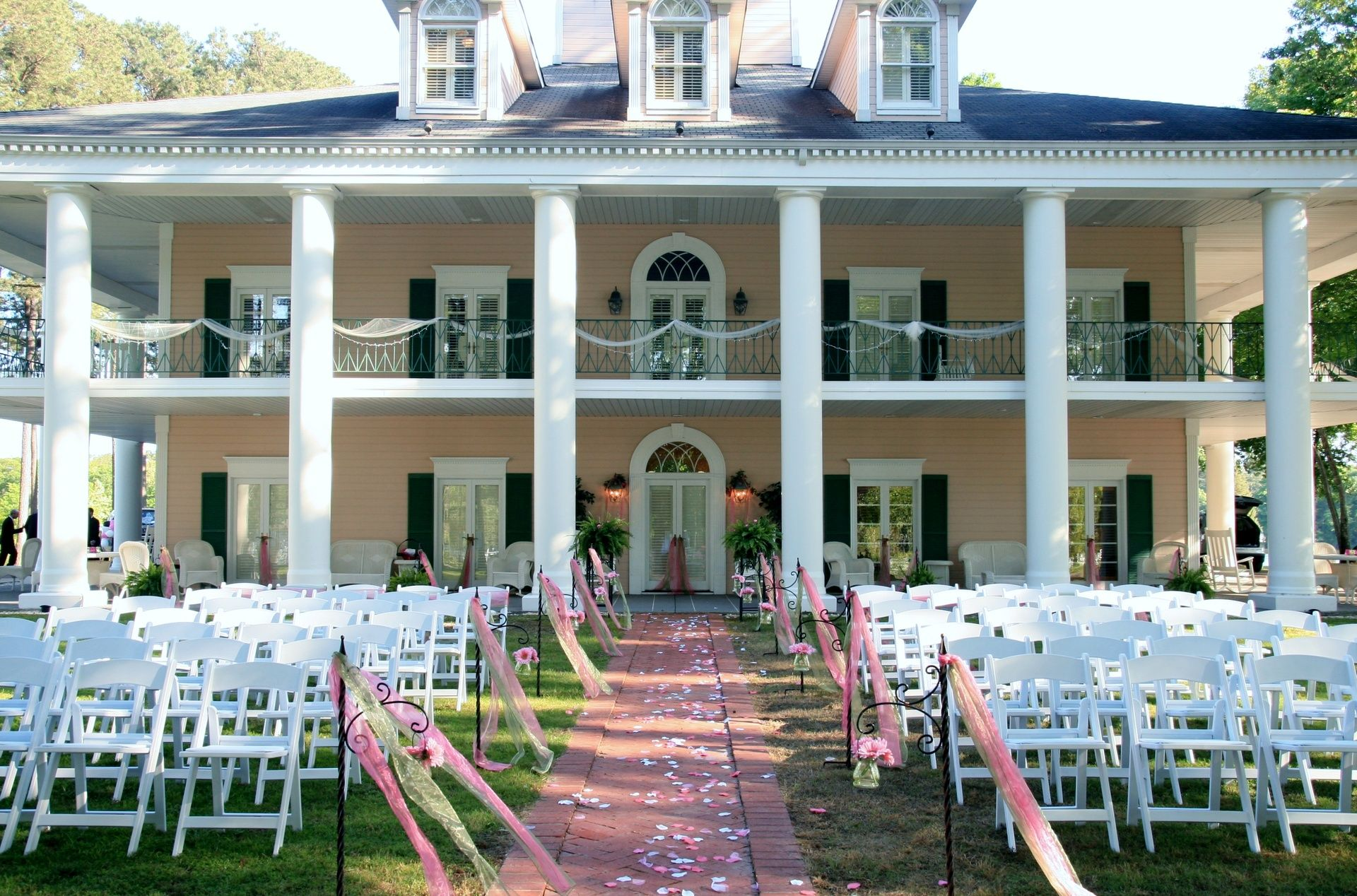 Mansion Wedding Antebellumweddingsatoakisland