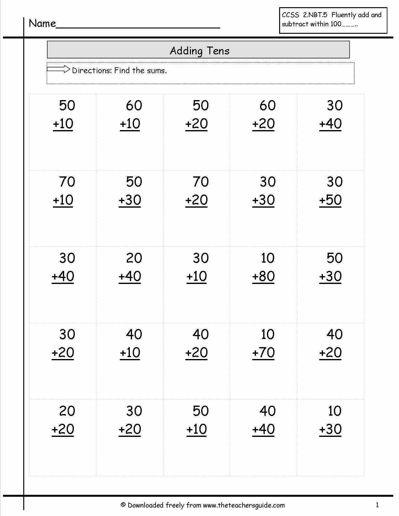 Simplifying Complex Numbers Worksheet In
