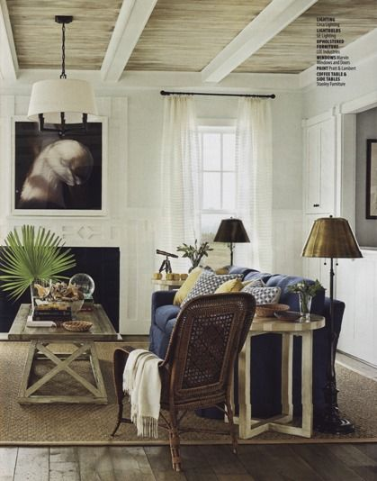 Strange Navy Couch Great White And Natural Wood On The Ceiling Theyellowbook Wood Chair Design Ideas Theyellowbookinfo