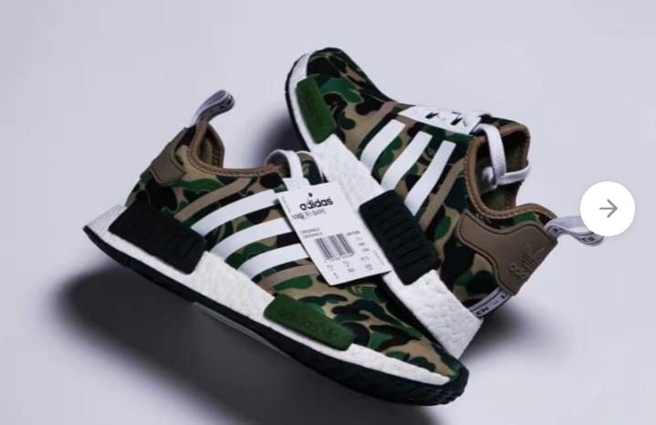 a4926652eef00 Adidas NMD camouflage Go to the link in my bio to buy these Rs.4799 ...