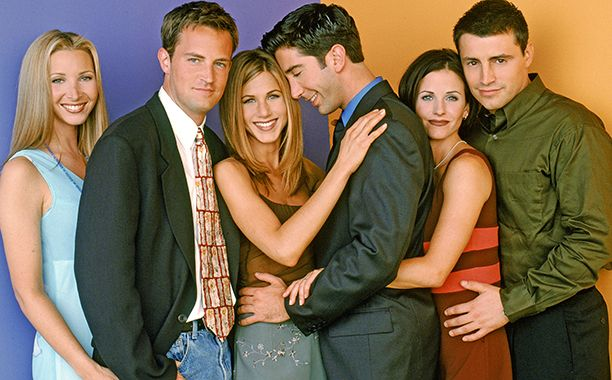 'Friends' cast reunion coming to NBC
