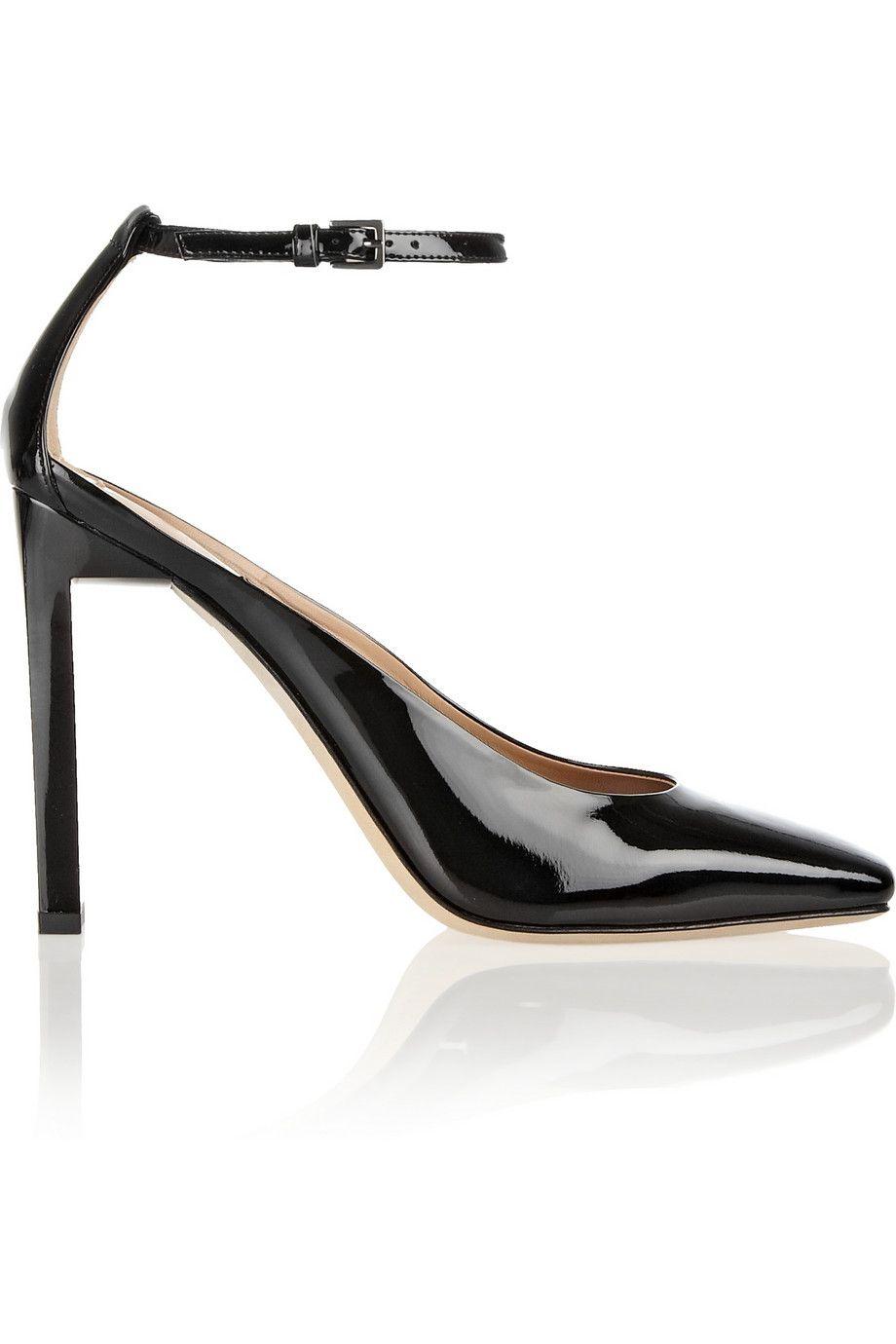 REED KRAKOFF Patent Leather Heels rrPuXvE6vl