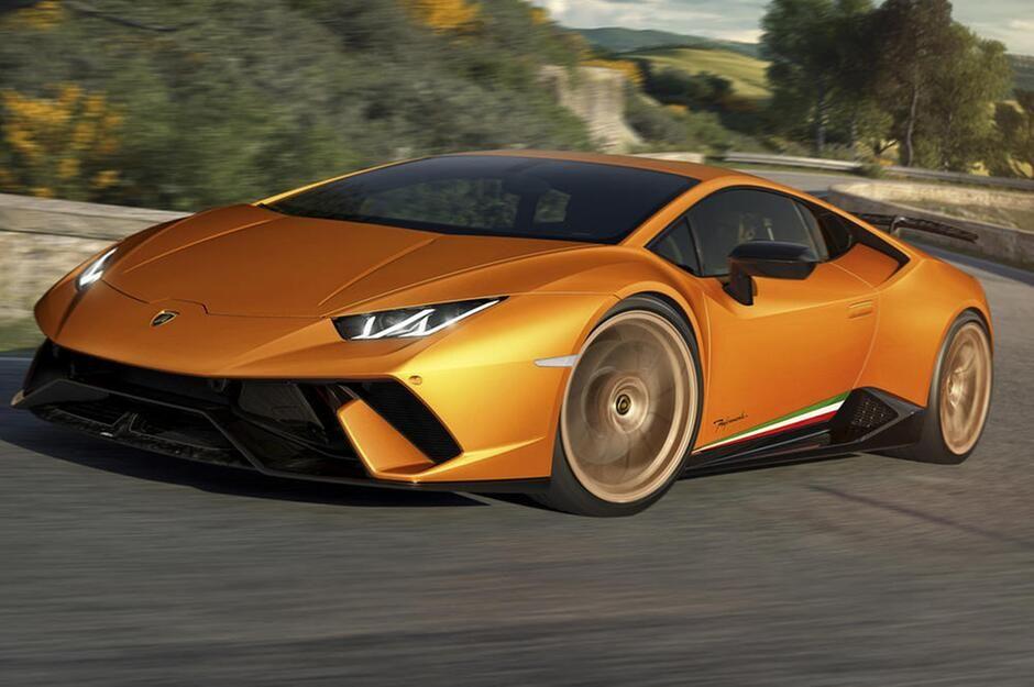 Performance Priorisiert Der Neue Lamborghini Huracan Performante