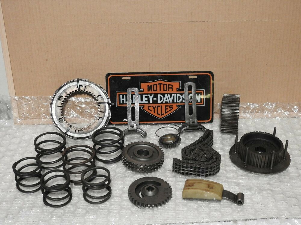 Advertisement eBay) Harley Davidson Ironhead Sportster