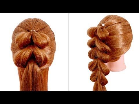 افكار وحيل للشعر تتعدد انواعها الي تسريحات شعر قصير و تسريحات شعر طويل و للشعر ال Beautiful Hairstyle For Girl Long Hair Styles Party Hairstyles For Long Hair