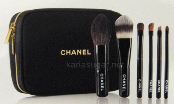 Chanel Makeup Bag | FashionDesignerCollection