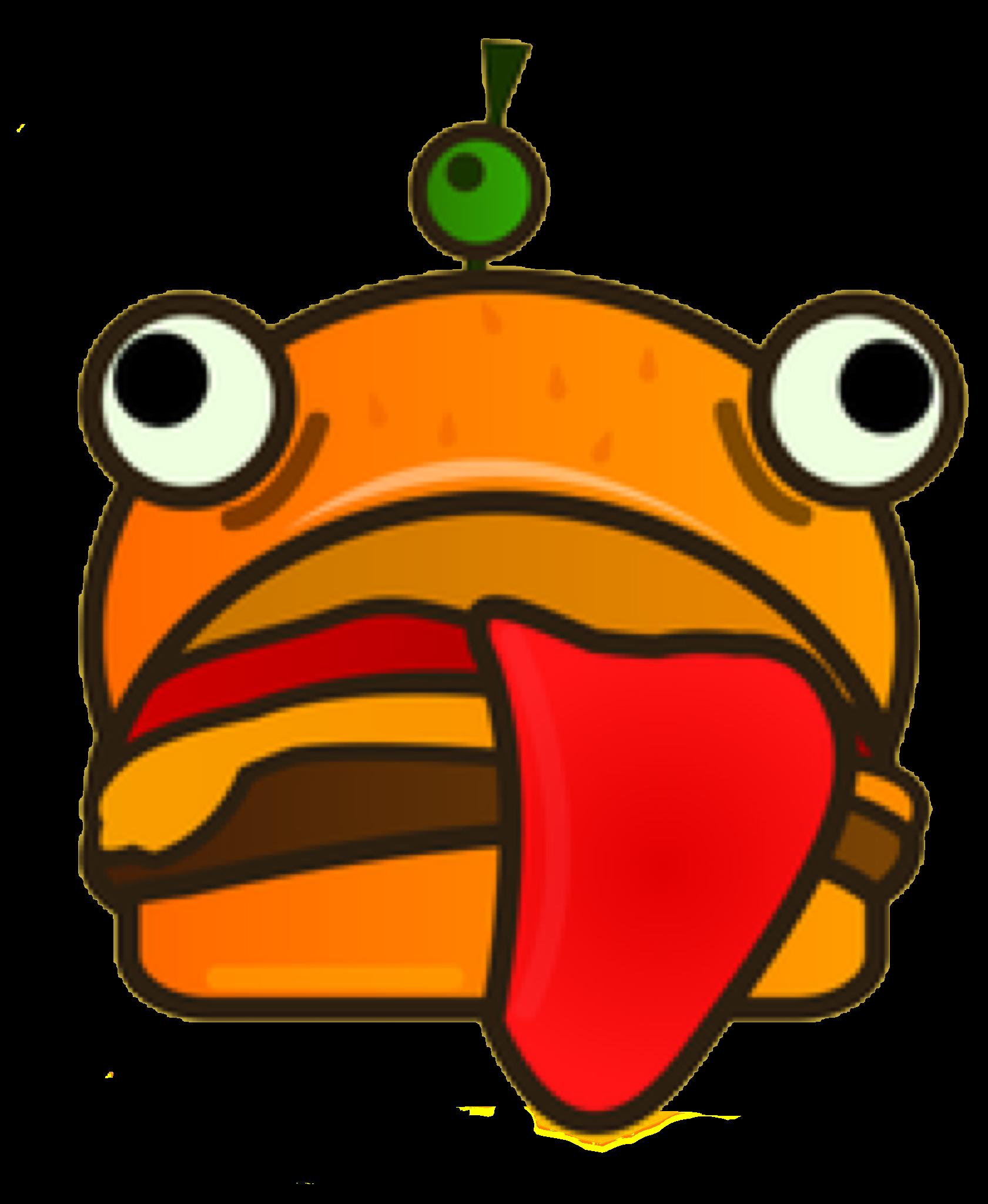 Durrr Burger PNG,DurrrBurger Fortnite, Video games