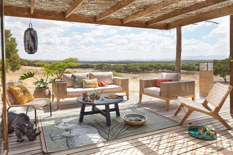 Décoration extérieure : nos idées pour votre salon et cuisine dété – Rhinov