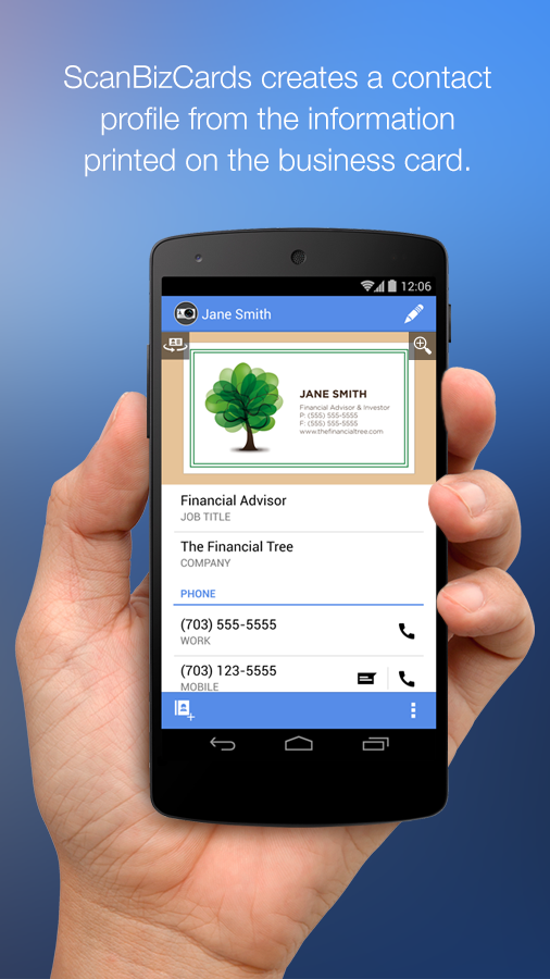 Business Card Scanner App Tired Of Keeping Track Of Your Business