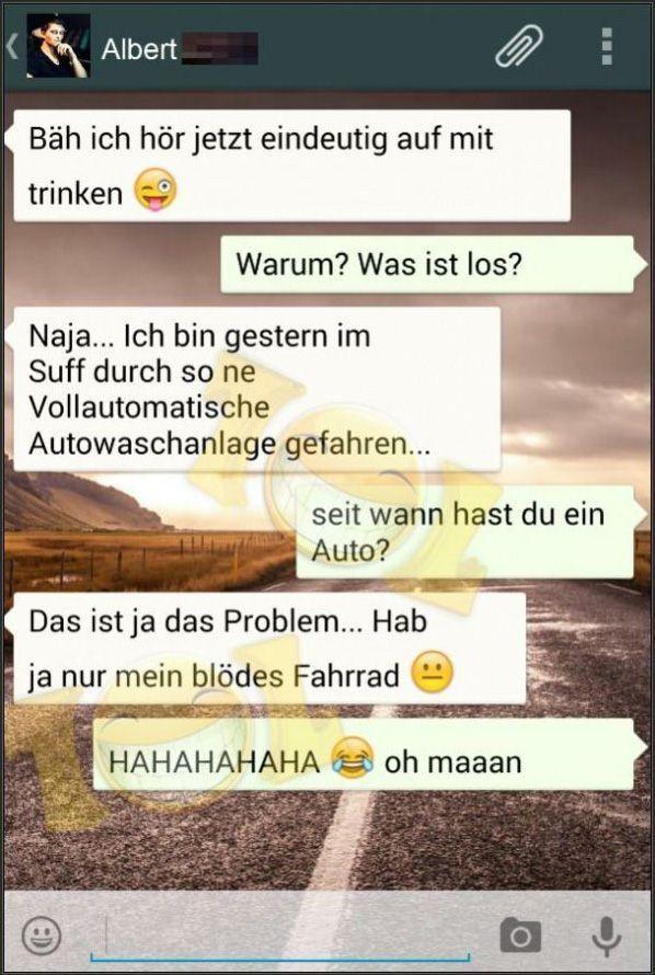 lustige WhatsApp Chats   Lustige whatsapp chats, Lustige ...