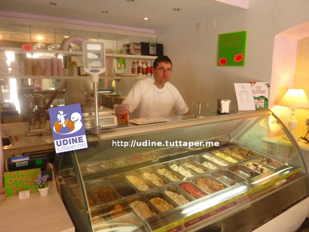 Dolce Gelato via V. Veneto 38/b | Udine tutta per me | Vivere e fare shopping in centro a UdineUdine tutta per me | Vivere e fare shopping i... #gelato #tuttaperme