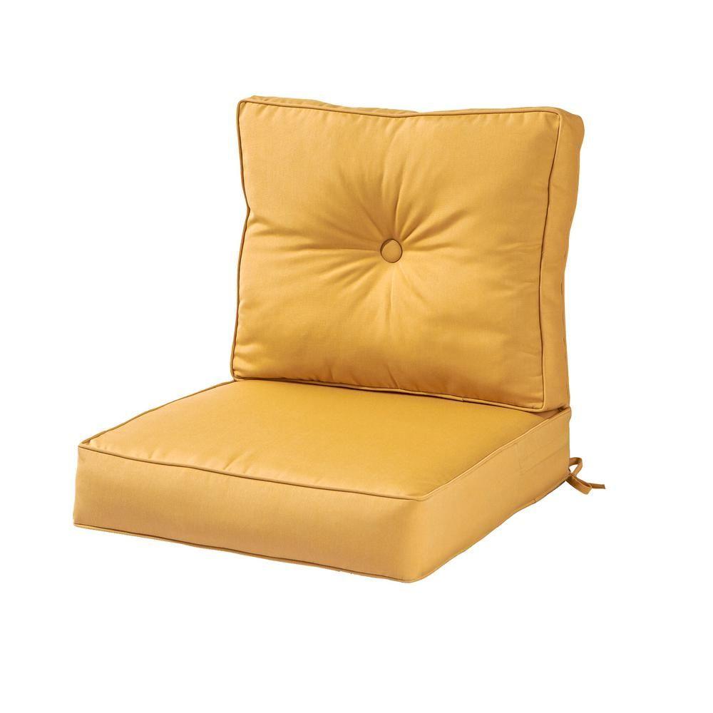 deep seat cushions patio chair cushions